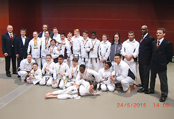European Championships in Bochum Germany