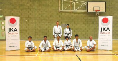 JKA Crawley International Course (May 2014)