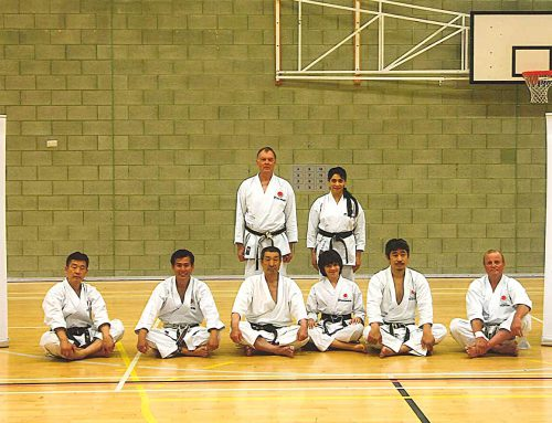 JKA Crawley International Course – May 2014