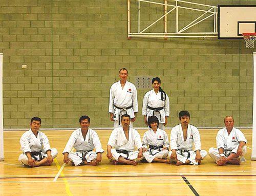 JKA Crawley International Course – May 2014