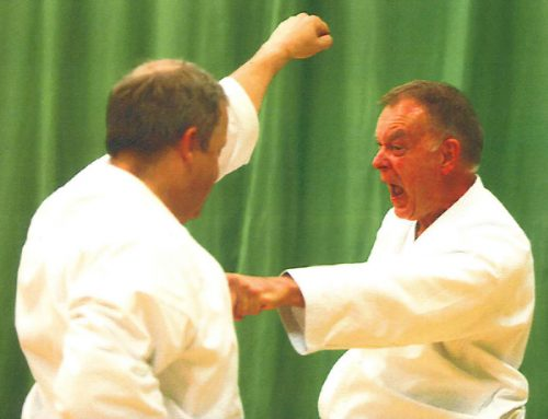 JKA England Spring International Course 2015