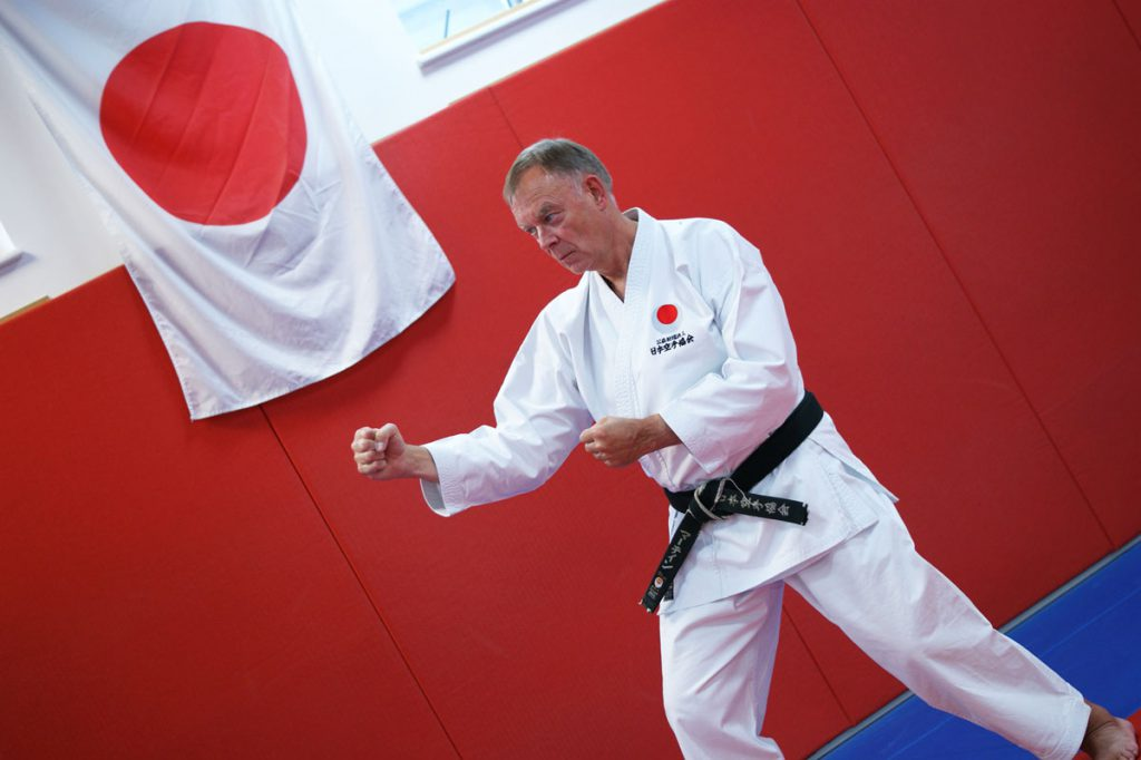 South London Shotokan Karate Club Ernest Bevin Sports College Stockwell SW9