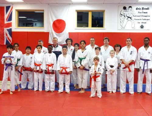 April 2017 Grading @ South London Shotokan Karate Club