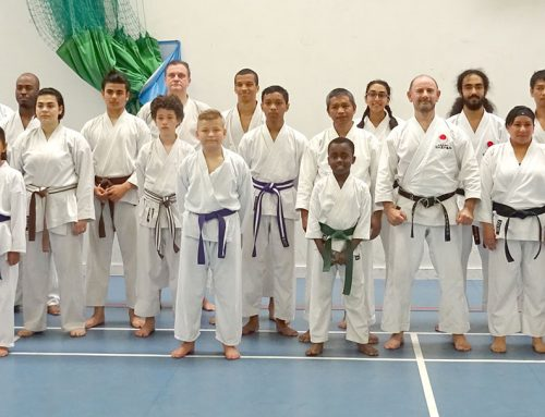 July 2018 – East London Club Summer Grading