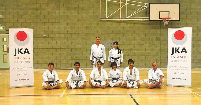 JKA Crawley International Course (May 2014)