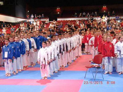 JKA European Championships in Bochum Germany