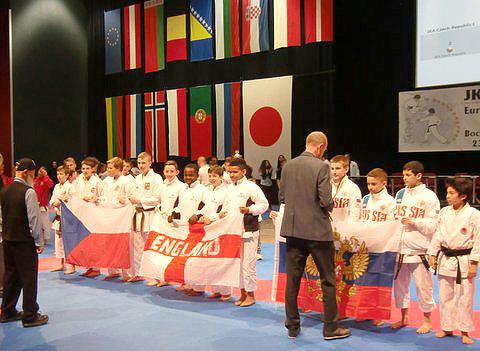 SLSKC - JKA European Championships in Bochum Germany