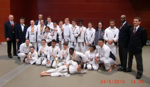 SLSKC - JKA European Championships in Bochum Germany