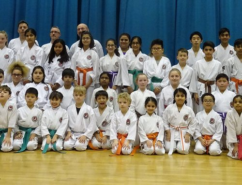 December 2018 – Bromley & South London Club Training & Kyu Grading